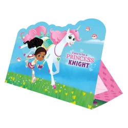 Nella The Princess Knight Party Invitations