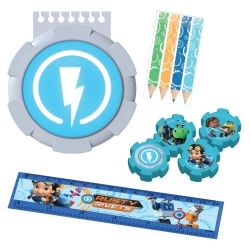 Rusty Rivets Party Favour Stationary Sets