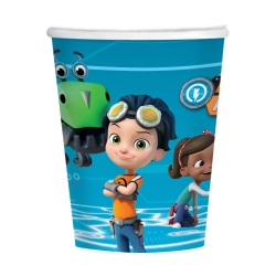 Rusty Rivets Party Cups