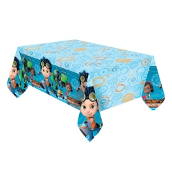 Rusty Rivets Party Tablecovers