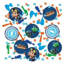 Rusty Rivets Party Confetti