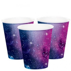Galaxy Space Party Cups