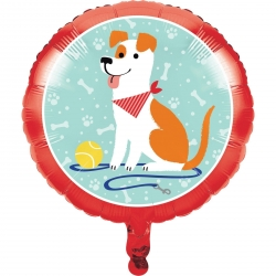 Perfect Paws Puppy Dog Party Foil Balloons