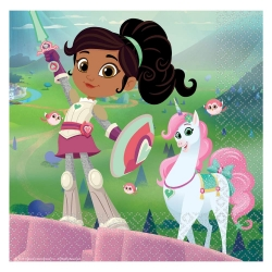 Nella The Princess Knight Party Napkins