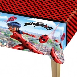 Miraculous LadyBug Party Tablecovers