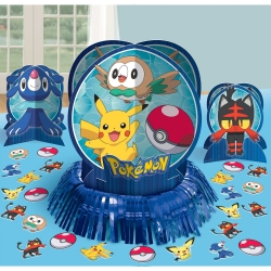 Pokemon Core Party Table Centerpiece Decoration Kit