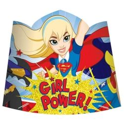 DC Super Hero Girls Party Tiaras