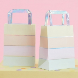 Ginger Ray Pastel Foiled Party Bags
