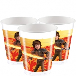 How To Train Your Dragon Party Cups