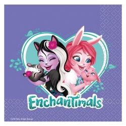 Enchantimals Party Napkins