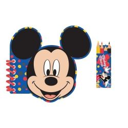 Mickey Mouse Awesome Party Colouring Activity Kits
