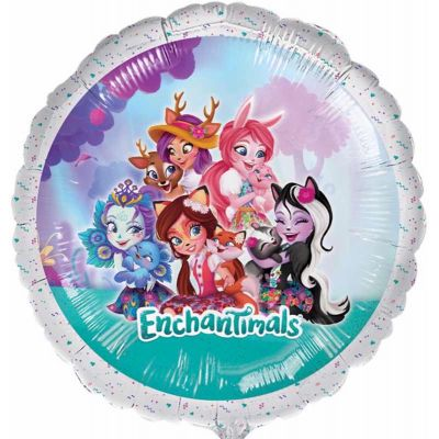 Enchantimals Party Plates