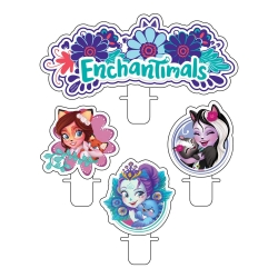Enchantimals Party Candles