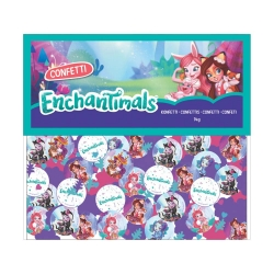 Enchantimals Party Table Confetti