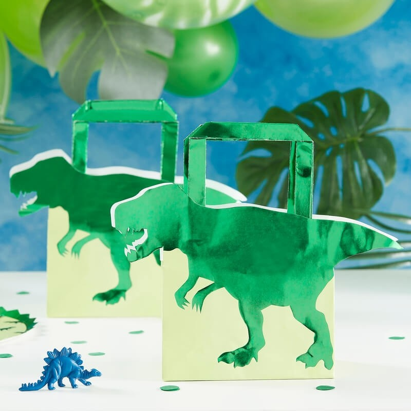 Ginger Ray Roarsome Dinosaur Party Bags