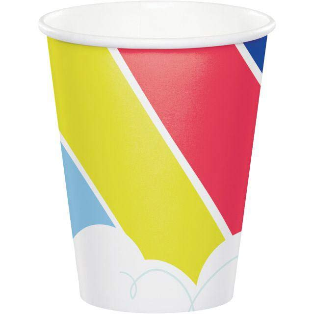 Over The Rainbow Party Cups