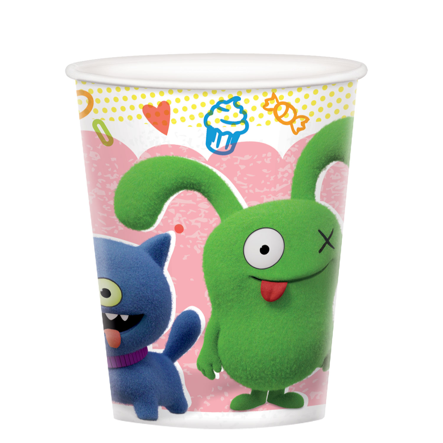 New Ugly Dolls Party Cups