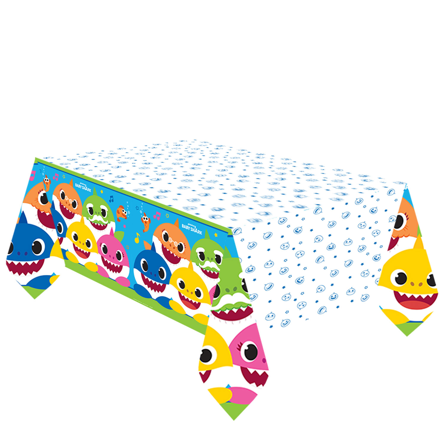 Baby Shark Party Tablecovers