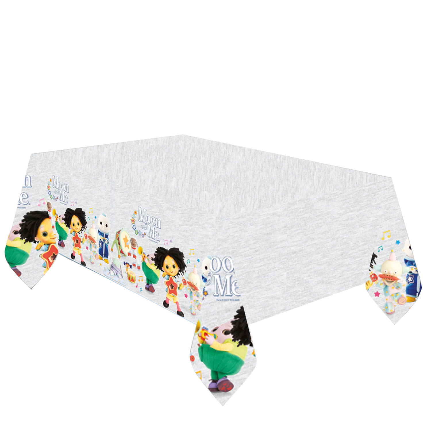 Moon And Me Party Tablecovers
