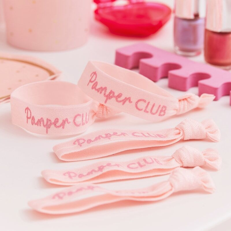 Pink Pamper Party Club  Bands