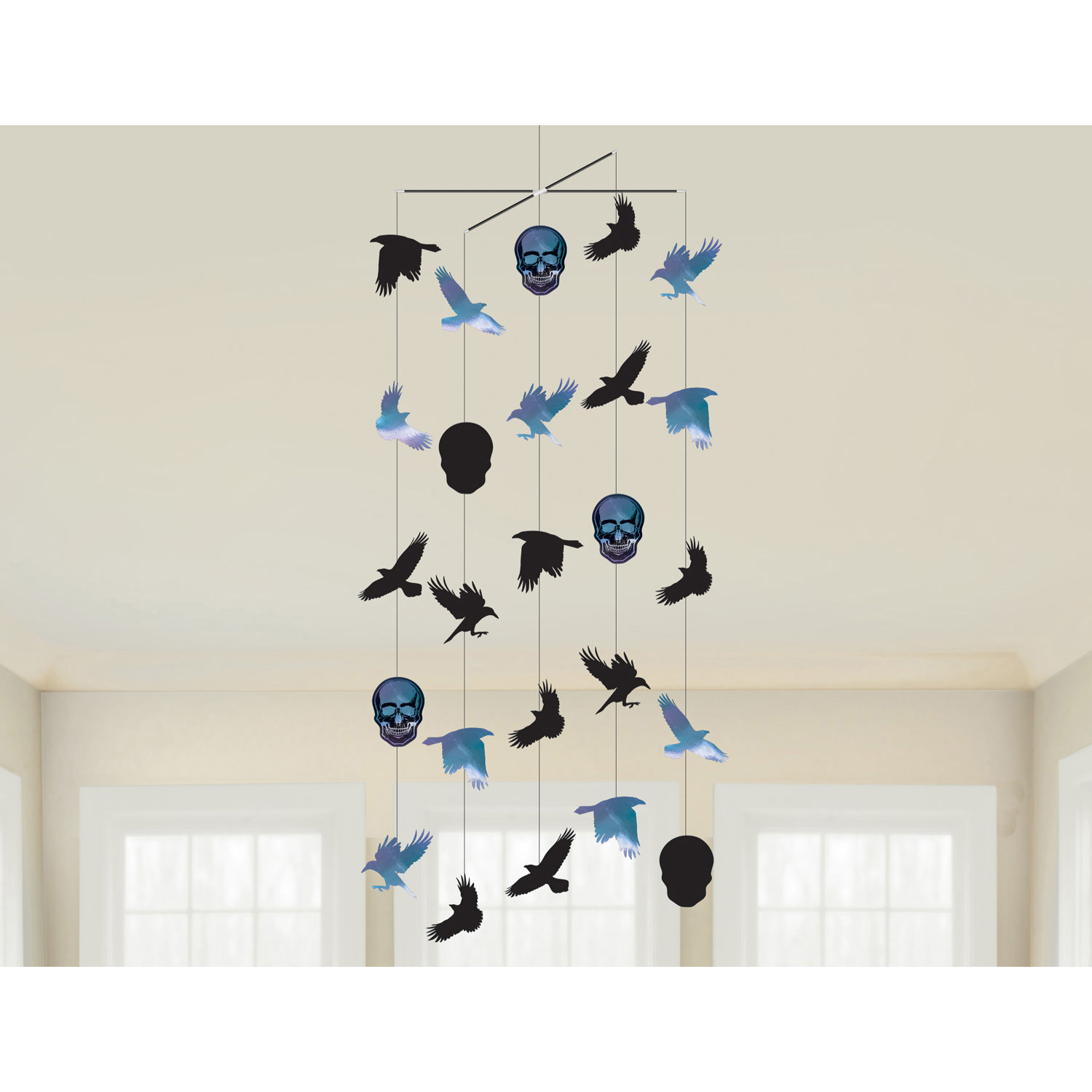 Boneshine Fever Party Mobile Hanging Decorations