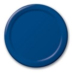 Navy Party Plates