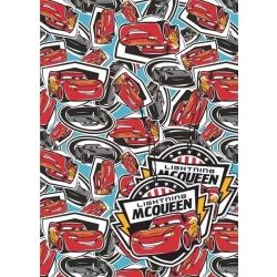 Cars Gift Wrap And Tags