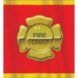 Fire Engine Party Tablecovers