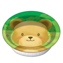 Teddy Bear Birthday Party Bowls