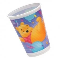 Winnie The Pooh Party Cup
