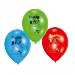 Winnie The Pooh And Friends Birthday Boy Party Balloons