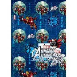 Marvel Avengers Gift Wrap And Tags