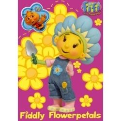 Fifi and The Flowertots Birthday Card